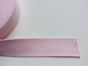 Gurtband Baumwolle 4 cm breit,rosa #74