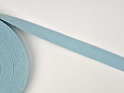 Gurtband 2,5cm breit, dusty blue