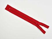 Reißverschluss 18 cm nicht teilbar, rot