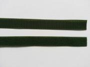 Klettband Klettverschluß 2 cm, oliv