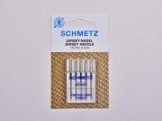 5 Schmetz Jersey Nadeln, Nadelstärke 70