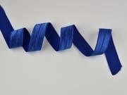 elastisches Falzband, mittelblau