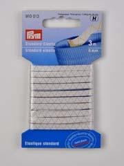 Gummilitze 5 mm 3m Stück Prym 910013, weiß