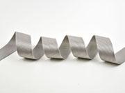 Gurtband 4 cm Polypropylen, hellgrau