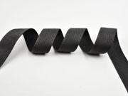 Gurtband 4 cm Polypropylen, dunkelgrau