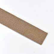 Gurtband Baumwolle 30 mm, camel