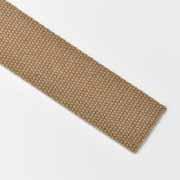 Gurtband Baumwolle 40 mm, camel