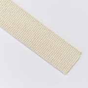 Gurtband Baumwolle 40 mm, natur