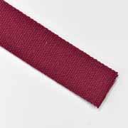 Gurtband Baumwolle 40 mm, weinrot