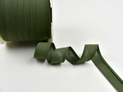 Schrägband 100% Baumwolle, khaki