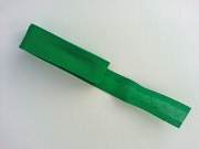 3 m Schrägband, grasgruen grün 496
