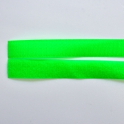 Klettband Klettverschluß 2 cm, neon grün