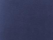 Lambskin Fleece uni, Dunkelblau