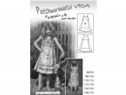Vida Patchworkkleid
