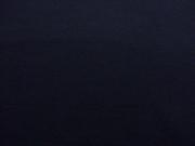 RESTSTÜCK 39 cm dicker Sweat angeraut, dunkelblau