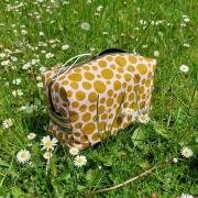 Gurtband Baumwolle 3,0 cm breit - khaki #53