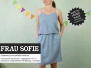 FrauSOFIE Sommerkleid Schnittmuster