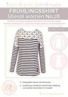 lillesol women No.28 Frühlingsshirt schnittmuster
