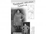 Schnittmuster Kuschelpulli & Leggings Helena Farbenmix