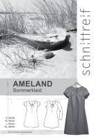 Ameland Sommerkleid Schnittmuster