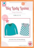 Big Lady Leana Plus-Size Damenshirt Schnittmuster