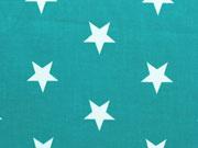 BW Big Star - aquamarin/weiss