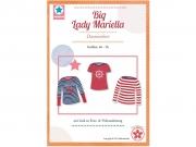 Big Lady Mariella Damenshirt Schnittmuster