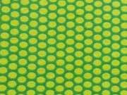RESTSTÜCK 39 cm Blaubeerstern Jersey Punkte grün