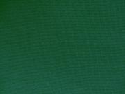 glattes Bündchen dunkelgrün