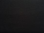 Canvas Stoff uni, schwarz