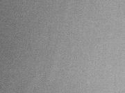 Canvas Stoff uni, grau