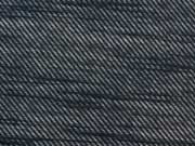 Jeans Slub Denim -dunkelblau meliert