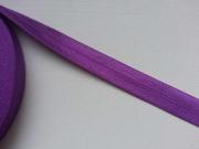 elastisches Falzband, 18 mm, lila