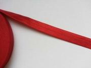 elastisches Falzband, 18 mm, rot