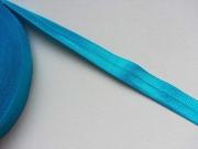 elastisches Falzband, 18 mm, türkis
