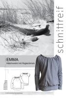 Emma Raglanshirt Schnittmuster