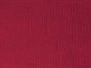 Feincord Stoff Babycord uni, purpurrot