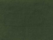Feincord uni -dunkel khaki