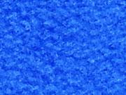 RESTSTÜCK 30 cm Lambskin Fleece anti-pilling, royalblau