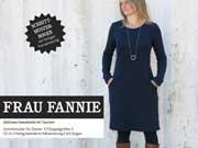 FrauFannie Sweatkleid Schnittmuster