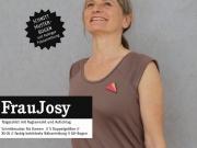 FrauJosy Damen Trägershirt Schnittmuster