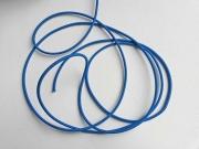 Gummikordel 3 mm, königsblau