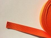 Gurtband Baumwolle 3,0 cm breit - orange #83