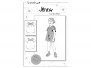 Tunica Shirt Jenny Schnittmuster