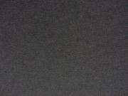 RESTSTÜCK 35 cm Jersey Anthrazit Melange