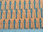 Stenzo Jersey Big Ben - orange/graugrün