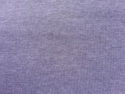 RESTSTÜCK 45 cm Jersey Melange, lila