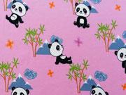 Jersey Panda World - rosa