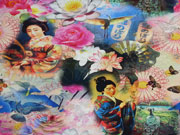 Jersey Digitaldruck Tokyo Dream