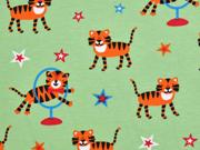 Jersey Zirkus Tiger - hellgrün